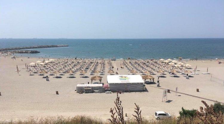 Operatorii de plaje vor beneficia de scutiri cu 30 la sută la plata contravalorii contractelor de închiriere
