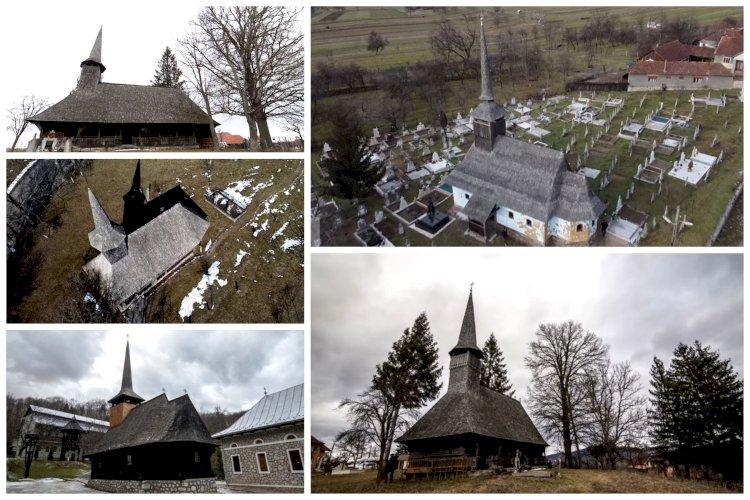 Ruta Bisericilor de Lemn din judeţul Bihor, prima Rută Cultural Turistică recunoscută de Ministerul Economiei