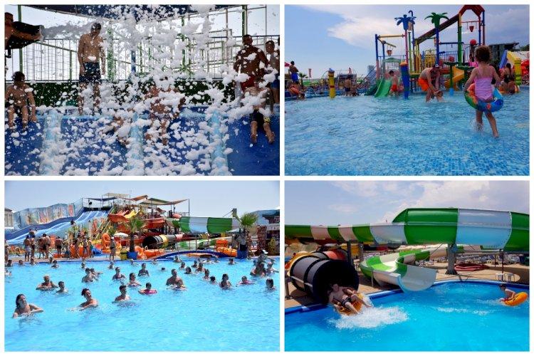 Eforie Aqua Park, polul distracției din sudul litoralului se redeschide vineri și te așteaptă cu noi atracții