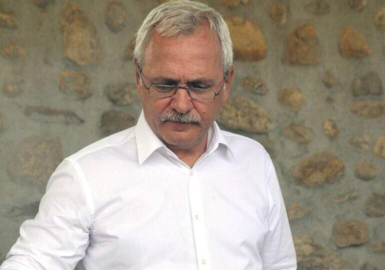 Liviu Dragnea nu mai are drept de muncă la Penitenciarul Rahova