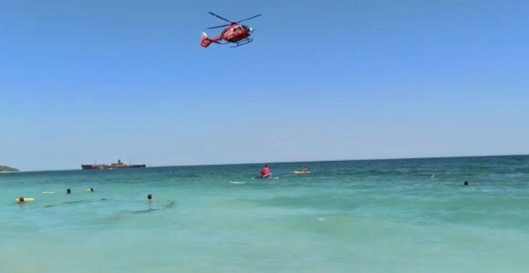 Tânăr de 19 ani din Călărași este căutat în mare, la Costinești