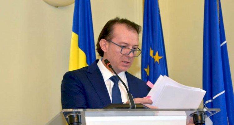 Florin Cîțu: Jumătate din PSD trebuia să fie astăzi în puşcărie
