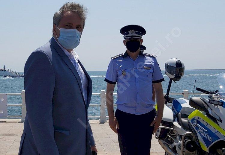 Vela: Aglomeraţia a fost permisă, pentru că Poliţia şi echipajele de poliţie nu au fost bine organizate pe litoral