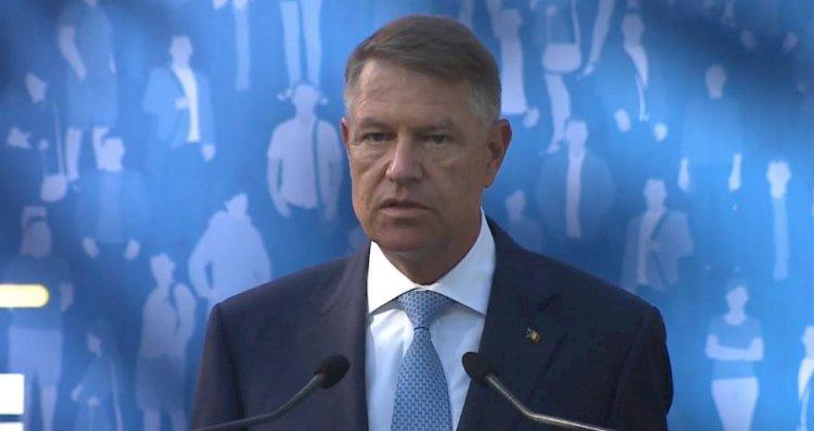 Klaus Iohannis: Modelul economic al guvernărilor PSD au neglijat aşteptările românilor
