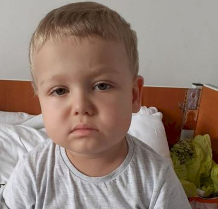 Darius, un băiețel bolnav de leucemie acută limfoblastică are nevoie de ajutorul nostru