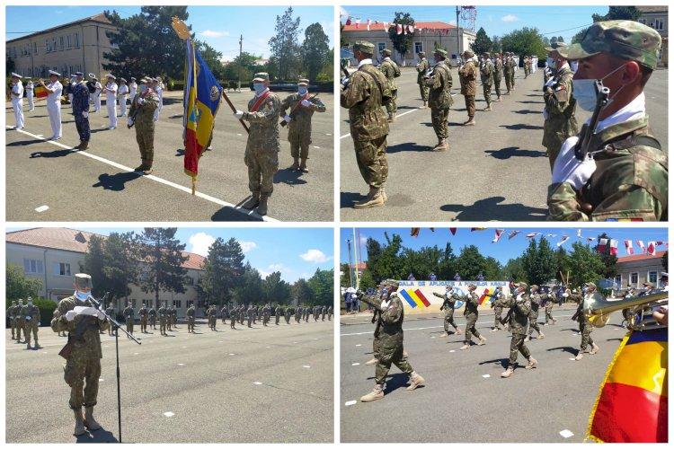 O nouă serie de soldați profesioniști au depus jurământul de credință față de țară, la Mangalia