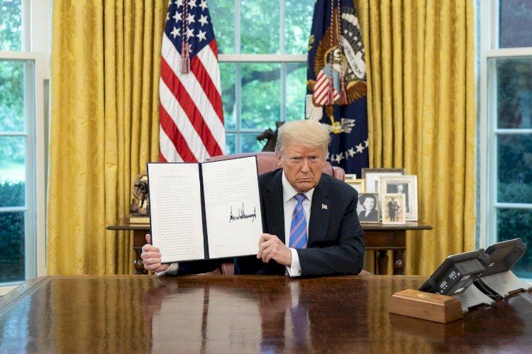Administrația Trump retrage Statele Unite din Organizația Mondială a Sănătății