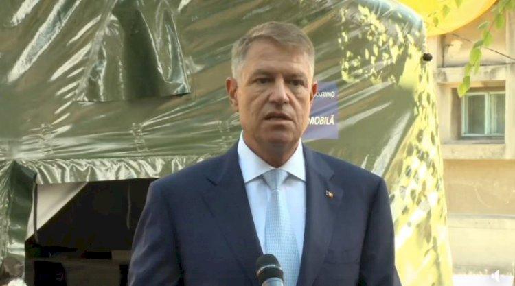Klaus Iohannis își serbează ziua de naștere. Este a șaptea sa aniversare în calitate de șef al statului