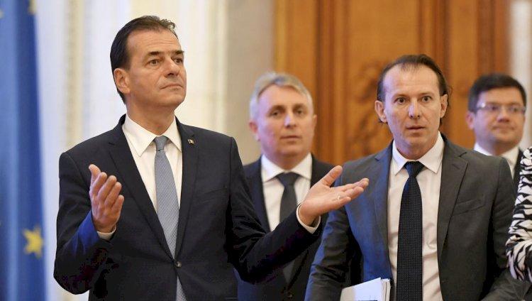 Guvernul Orban prelungește starea de alertă pentru 30 de zile pe tot teritoriul României