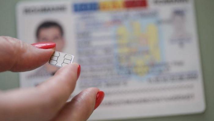 Românii vor putea folosi buletine electronice cu cip