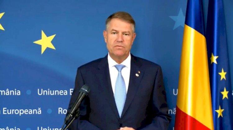 Iohannis: Am obţinut pentru România aproape 80 miliarde de euro pentru proiectele europene
