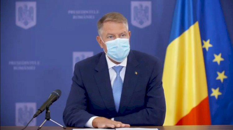 Iohannis: Consider reintrarea în starea de urgență ca o ultimă soluție