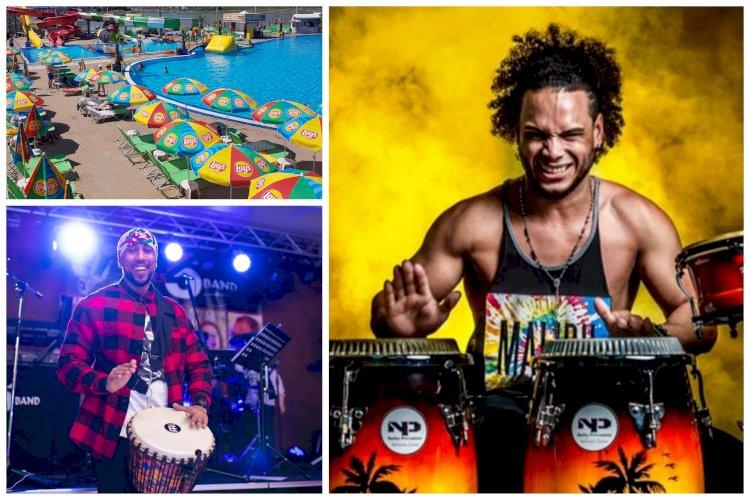 Petrecere ca în Republica Dominicană la Eforie Aqua Park