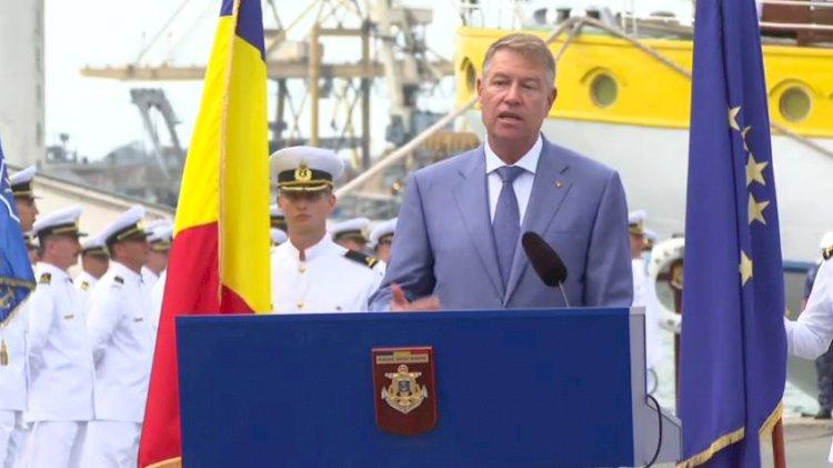 Iohannis: Vom continua sporirea prezenței aliaților în structurile NATO de pe teritoriul României