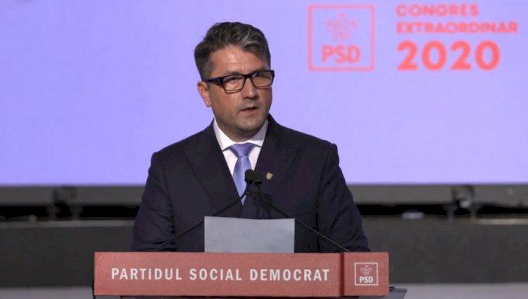 Făgădău în Congresul PSD: Nu-mi este frică să dau ochii cu oamenii! Liberalii își fac campanie pe munca PSD