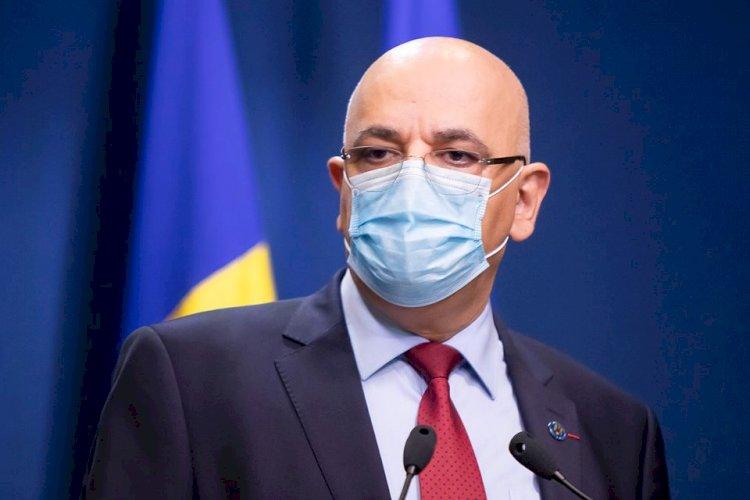 Arafat: Vor urma două luni dificile în ceea ce priveşte infectările cu noul coronavirus