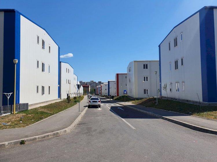 Locuitorii din Campusul Social Henri Coandă se vor încălzi cu energie termică