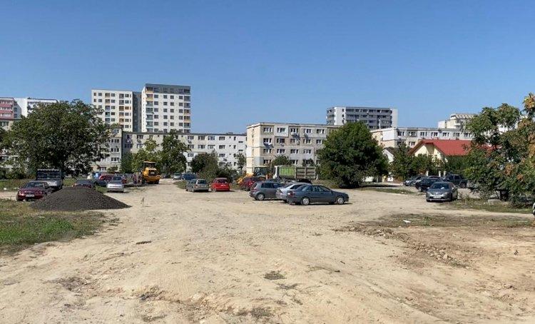 Primăria Constanța amenajează o nouă parcare cu aproximativ 500 de locuri