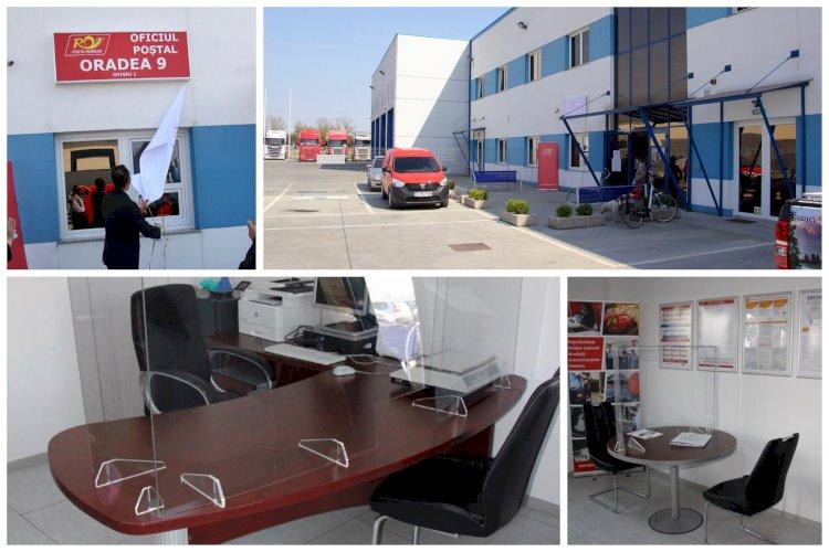 Poşta Română deschide un nou punct de lucru, la Oradea