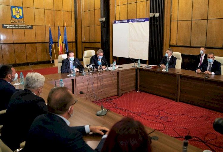 AKTOR semnează un proiect feroviar de 573 milioane de euro în România