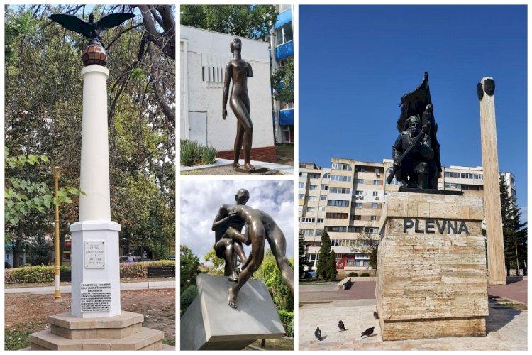 Statuile și monumentele din Constanța au fost curățate și recondiționate