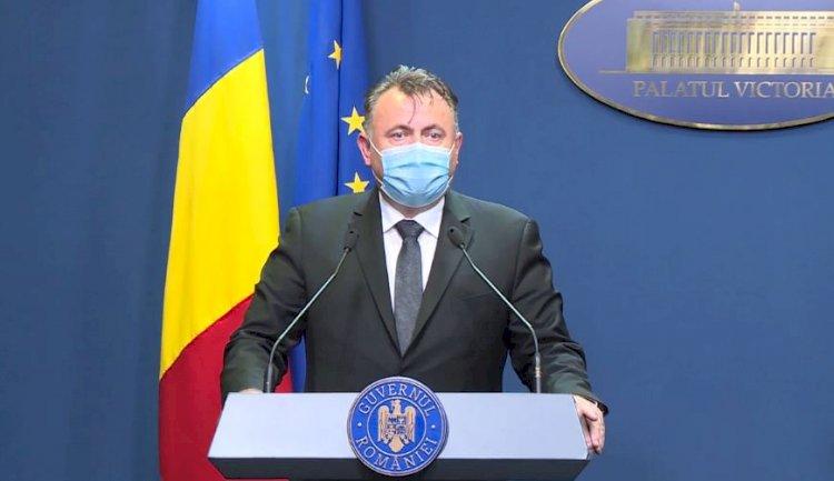 Tătaru: Restricţii pentru cetăţenii care vin din ţări cu indice de infectare peste cel al României