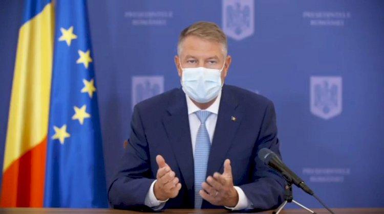 Iohannis: Nu e nevoie să închidem toată țara. Măsurile de restricție sunt inevitabile