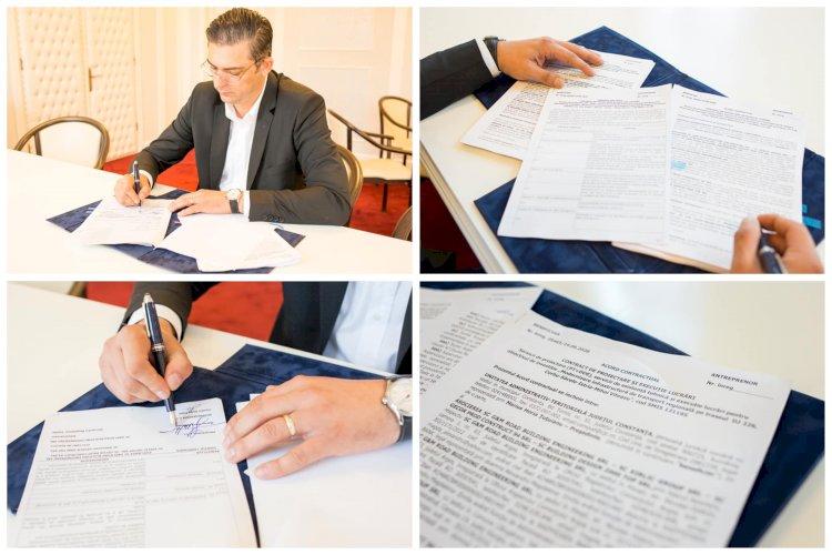 Țuțuianu: Ultima promisiune făcută locuitorilor județului Constanța a fost dusă la îndeplinire