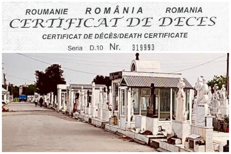 A fost simplificată procedura înregistrării actelor de deces, în Constanța