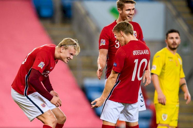 România, surclasată de Norvegia cu 4-0, în Liga Naţiunilor