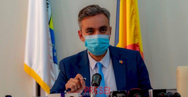 George Niculescu, la final de mandat: Consider că a venit momentul să pornesc pe un alt drum