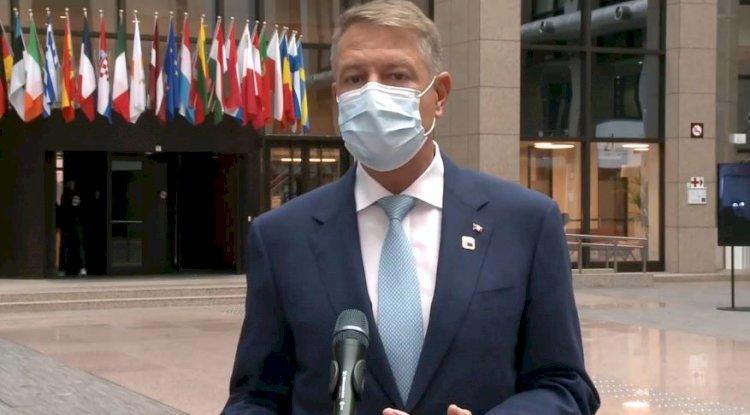 Iohannis, la Bruxelles: Nu sunt dispus să accept ţinte climatice foarte ambiţioase necondiţionat