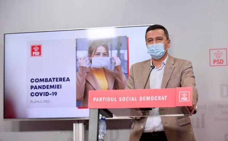 Grindeanu: Dacă România ar fi un pacient, astăzi ar fi deja la Terapie Intensivă