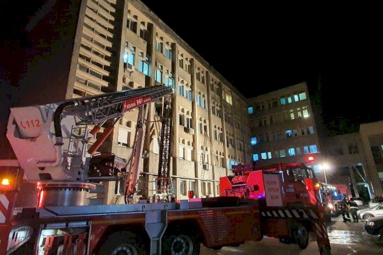 Numărul persoanelor decedate în urma incendiului de la Secţia ATI a Spitalului Judeţean Piatra Neamţ a ajuns la 10