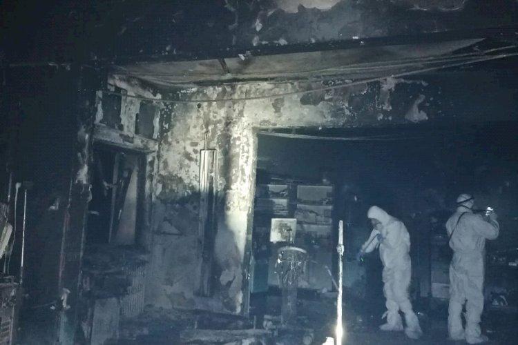 FOTO Cum arată secția ATI a Spitalului Județean Piatra Neamț după ce a luat foc