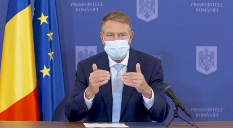 Iohannis: Țării noastre îi revine peste 10 milioane de doze de vaccin. Populația va fi vaccinată în primăvară