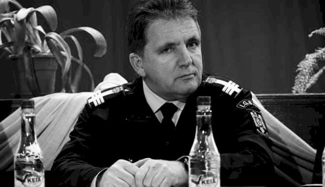 Șeful ISU Dobrogea, Daniel Popa, infectat cu Sars-Cov-2, a murit într-un spital din Bucureşti