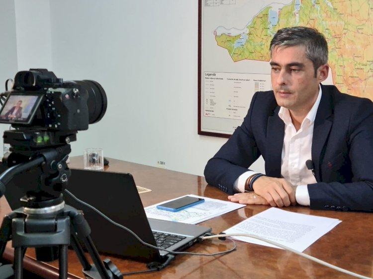 Lucian Lungoci nu demisionează de la R.A.J.D.P Constanța. Lungoci: Intru în concediu fără plată!
