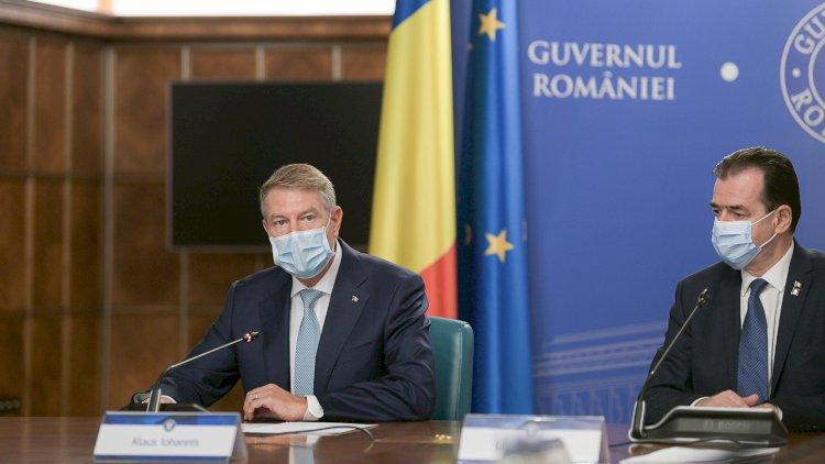 Iohannis: Vă invit, domnule prim-ministru, să vă implicați total pentru a garanta alegerile în siguranță