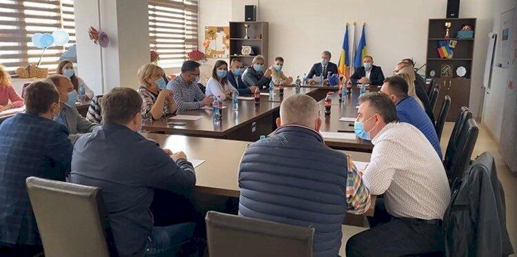 Consilierii locali din Năvodari s-au întrunit pentru alegerea noului viceprimar