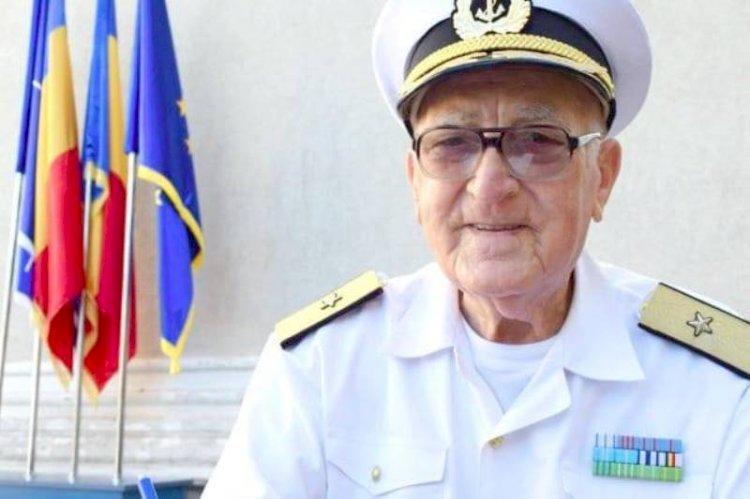 Contramiralul de flotilă în retragere, Niculae Ștefan a trecut la cele veșnice