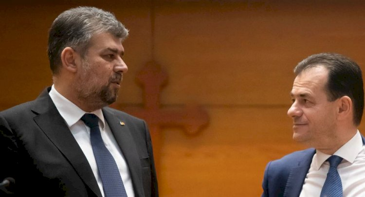 Ciolacu, premierului: Aţi scos România din Europa. Domnule Orban, dumneavostră sunteţi adevăratul răspândac al sărăciei