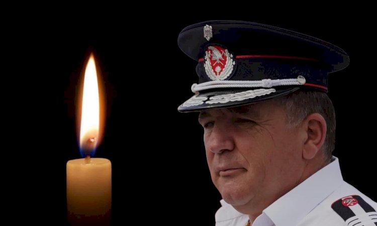 Fostul șef al ISU Dobrogea, Daniel Popa, avansat în grad de general de brigadă – cu o stea, post-mortem