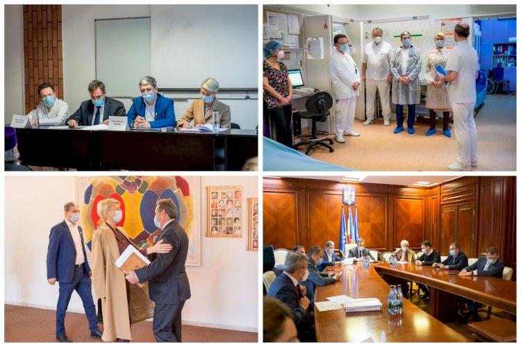 Spitalul Județean Constanța va beneficia de finanțare de peste 12 milioane de euro, pentru prevenție și dotări