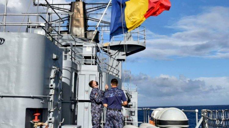Silviu Coşa: Militarii de pe fregata Regina Maria confirmaţi cu COVID-19 vor fi evaluaţi la Spitalul Militar