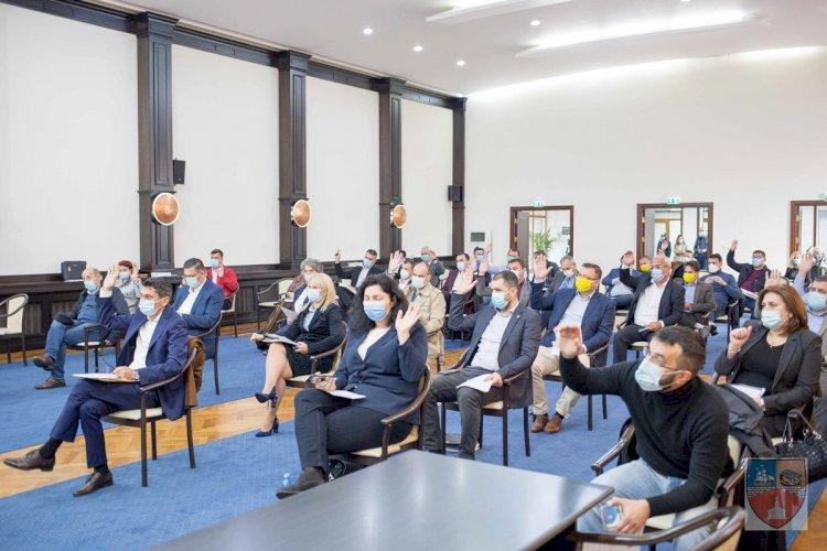 Au fost stabilite comisiile de specialitate din cadrul Consiliului Județean Constanța
