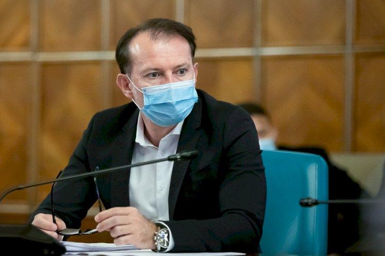 Cîțu a aprobat solicitarea către CE ca România să beneficieze de încă 8 milioane de doze de vaccin