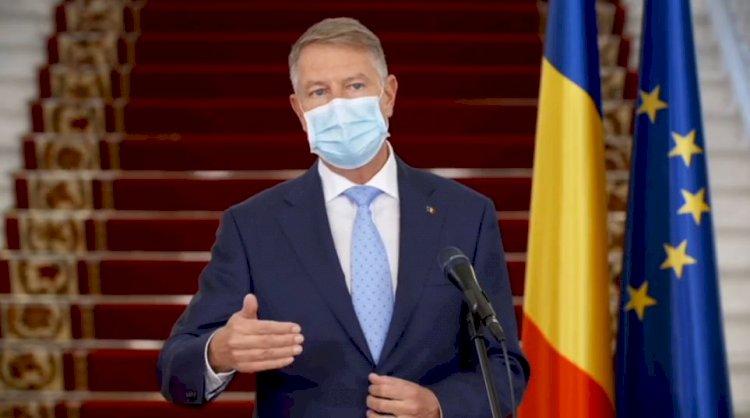 Iohannis: Vă cer respectarea măsurilor și răbdare. Respectați noul set de măsuri.
