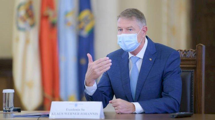 Iohannis: Suntem într-o recesiune economică. Vom primi bani din fonduri europene.