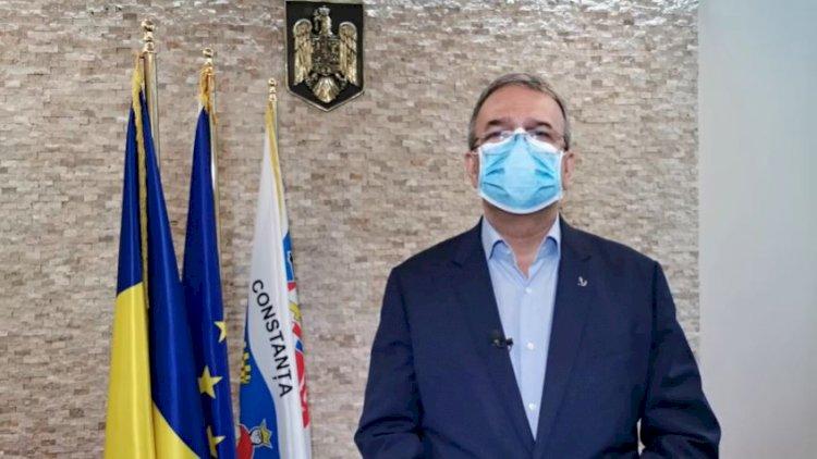 Vergil Chițac: Ieșiți la vot și faceți un bine României și Constanței! Aveți încredere!
